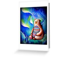 Spirit Bear Greeting Card