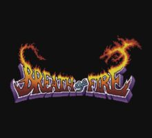 Breath Of Fire T-Shirt