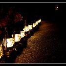 Oillamps for night walk by hanslittel