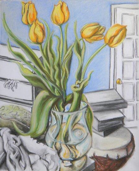 Yellow Tulips by janfitc