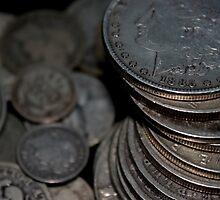 coins by rgarduno