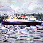 Kahloke ~ The Hornby Island Ferry by MorganRalston