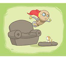 Robot kids: Hero by jeffpina78