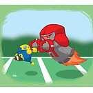 Robot Kids: Football by Jeff Pina