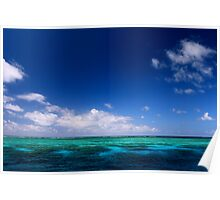 MCC Great Barrier Reef Poster