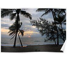 MCC Oak Beach Far North Queensland Poster