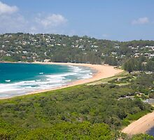 sydneys palm beach and pittwater by martinberry