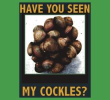 Have You Seen my Cockles? by Kate McCarthy