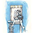 Burlesque: Blue by jeffpina78