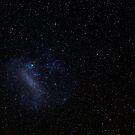 Large cloud of Magellan by Kyra  Webb