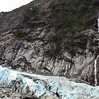 Fox Glacier by Kyra  Webb