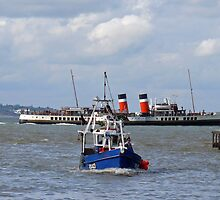 Simon Issac & The Waverley by mikebov