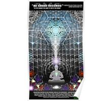"""BGRN-003 Benefit Poster with Sam Farrand - """"Song of the Seraphims""""  Poster"""