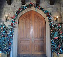 Christmas at the Castle (doors) by CreativeEm