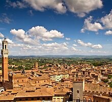 Siena & Beyond by vivsworld