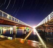 Barwon Heads Bridge by James Collier