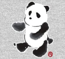 Ink Wash Panda by Panda And Polar Bear