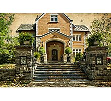 Grand Entrance Photographic Print