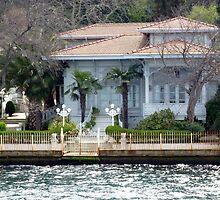 The Villa on the Bosporus by bubblehex08