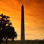 Washington Monument by Bernai Velarde