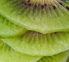 Kiwi Stack by Ellesscee