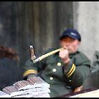 Smoker in Sichuan by jonshock