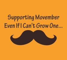Movember by Sakena