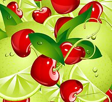 Cherry Lime by Adam Grey