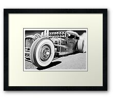 The Troublemaker Framed Print