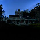 Joseph Jefferson Mansion (Rip Van Winkle Gardens) by Cynthia Broomfield