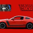 2013 Mustang Boss 302 by TeeMack