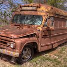 The Last Bus to Rustville by Terence Russell