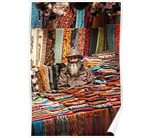 Fabric Stall Poster