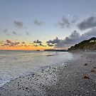 Cornwall: Final Light at Seaton by Rob Parsons