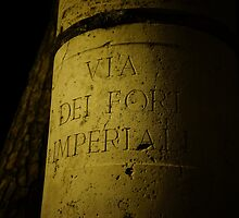 The Imperial Fora by caioz