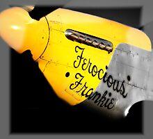 Ferocious Frankie  by Nigel Bangert