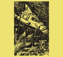 Thunderbird 4 by Retro21