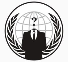 Anonymous Logo by ziruc