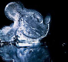 Mickey Mouse Ice Cube by Kingrum