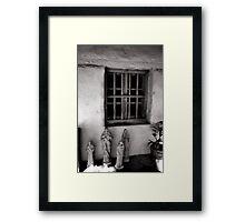 Figurines Framed Print