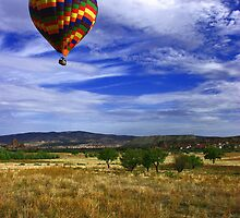 Hot Air Balloon by Netsrotj