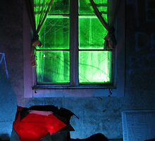 21.10.2012: One Night in Abandoned Farm House II by Petri Volanen