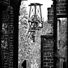 Derelict Mine - Chatterley Whitfield by Steve Crompton