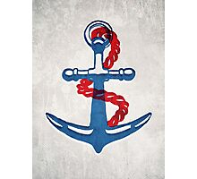 So why were you so anchorless?  Photographic Print