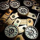 Gears [ iPad / iPod / iPhone Case ] by Mauricio Santana