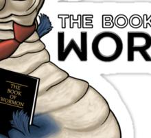Book of Wormon Sticker