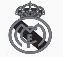 real madrid logo by kvezooo