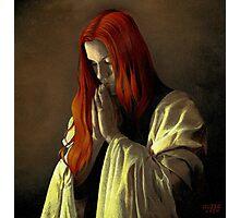Mary Magdalene Photographic Print