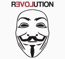 Anonymous / revolution by Thomas Jarry