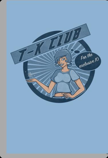 The T-K Club by perdita00